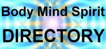 Body Mind Spirit DIRECTORY Logo - Holistic Health , Natural Healing , Spiritual , and Green